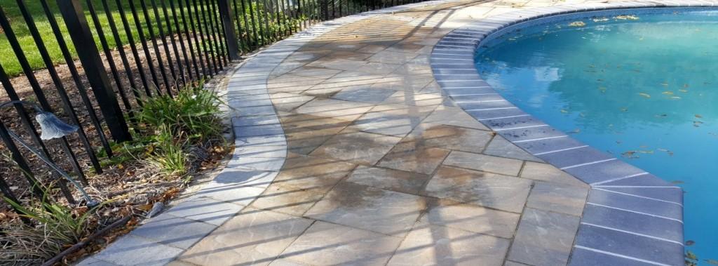 slide (21) - inground swimming pool pavers installation, pool pavers, swimming pool paver, pool paver decking, paver deck