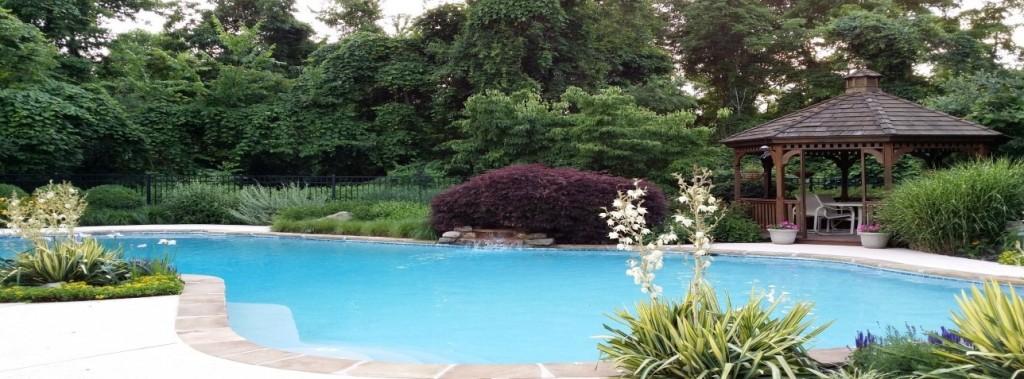 slide (22) - in-ground pool renovation, diamond brite plaster, pool plaster, tile installation, pool decking, pool coping