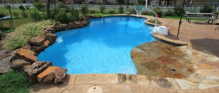 New Pool Finishes in Bethlehem PA