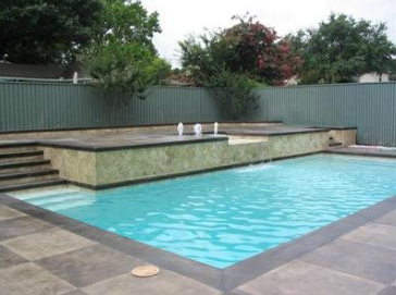 Color Concrete Services Blue Dream Pool Emmaus Pa