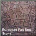 fan small stone