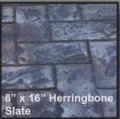 herringbone slate