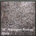 hexagon roman