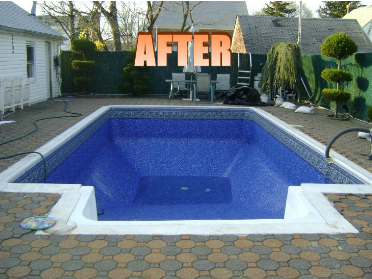 Pool Liner Replacement Near Me Blue Dream Pools Easton Pa