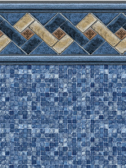 mountain mosaic