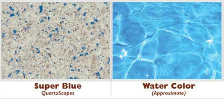 Quartzscapes Samples Blue Dream Pool