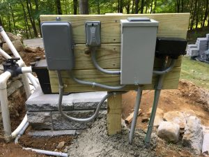 Electric Services ⋆ Concrete Pool Renovation Coping Amp Tiles